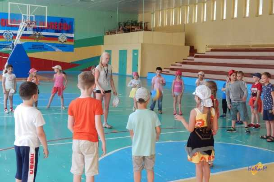 ВДЦ Орленок лагерь Солнышко